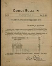 Census Bulletin: Issue 72