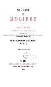 Œuvres de Molière: Volume9