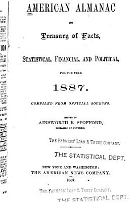 American Almanac and Treasury of Facts  Statistical  Financial  and Political PDF