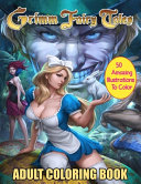 Grimm Fairy Tales Adult Coloring Book PDF