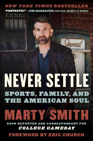 Download Never Settle Book