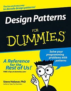 Design Patterns For Dummies Book