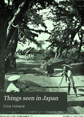 Things Seen in Japan