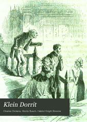 Klein Dorrit: Roman in zwei Büchern, Bände 9-10