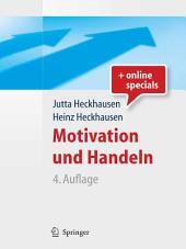 Motivation und Handeln: Ausgabe 4
