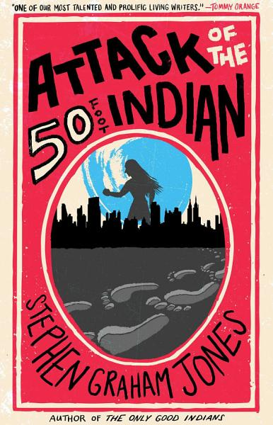 Download Attack of the 50 Foot Indian Book