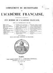 Dictionnaire de médecine, de chirurgie, de pharmacie, de l'art vétérinaire et des sciences qui s'y rapportent...
