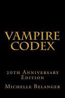 Vampire Codex PDF