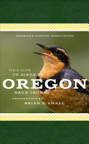 American Birding Association Field Guide to Birds of Oregon