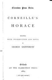 Corneille's Horace