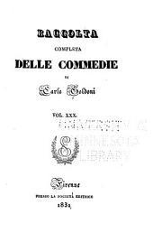 Raccolta completa delle commedie: Volume 30