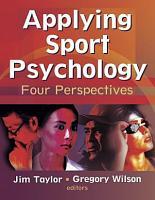 Applying Sport Psychology PDF