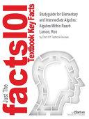 Studyguide for Elementary and Intermediate Algebra PDF