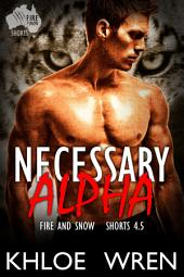 Necessary Alpha