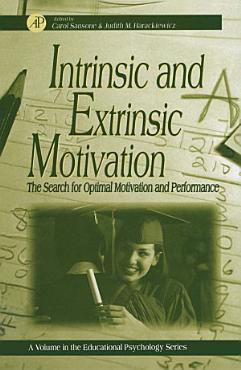 Intrinsic and Extrinsic Motivation PDF