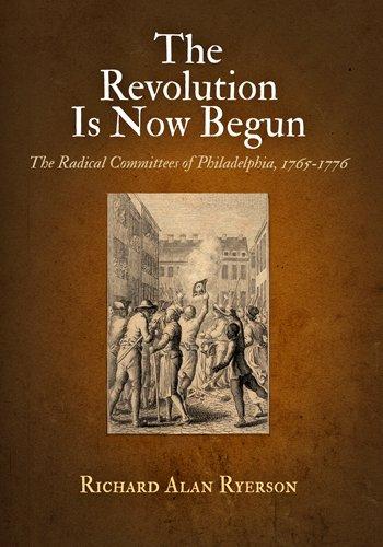 Download The Revolution Is Now Begun Book