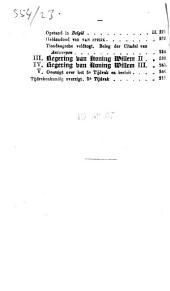 Geschiedenis des Vaderlands: een leesboek voor de hoogste klasse der lagere scholen