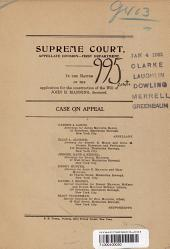 Supreme Court, Appellate Division-First Department.