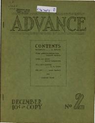 Advance PDF