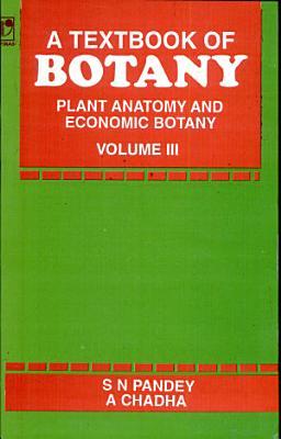 A Textbook of Botany Volume   III