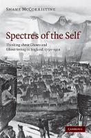 Spectres of the Self PDF