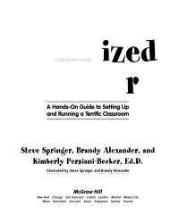 The Organized Teacher PDF