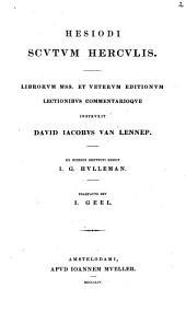Hesiodi Scutum Herculis