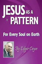 Jesus As a Pattern