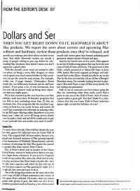 Macworld PDF
