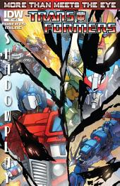 Transformers: More Than Meets the Eye #9