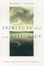 Spiritual, but not Religious