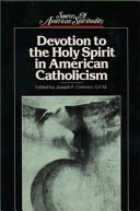 Devotion to the Holy Spirit in American Catholicism PDF