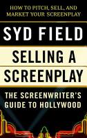 Selling a Screenplay PDF