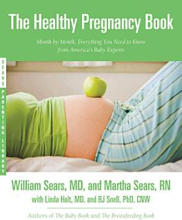 The Healthy Pregnancy Book Book
