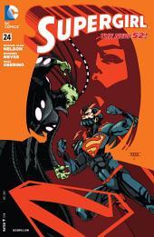 Supergirl (2011-) #24