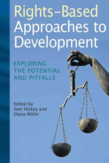 Rights based Approaches to Development PDF