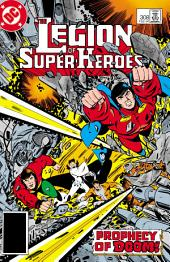 The Legion of Super-Heroes (1980-) #308