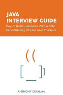 Java Interview Guide PDF
