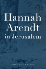 Hannah Arendt in Jerusalem