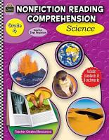 Nonfiction Reading Comprehension Science  Grade 4 PDF