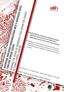 Mapiranje prostorov modernisti  nih mest v kontekstu na  el CIAM ove Atenske listine PDF