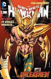 The Savage Hawkman (2012-) #9