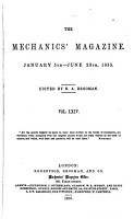 Mechanics  Magazine and Journal of Science  Arts  and Manufactures PDF