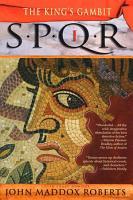 SPQR I  The Kings Gambit PDF