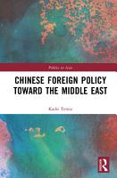 Chinese Foreign Policy Toward the Middle East PDF