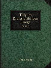 Tilly Im Dreissigj?hrigen Kriege