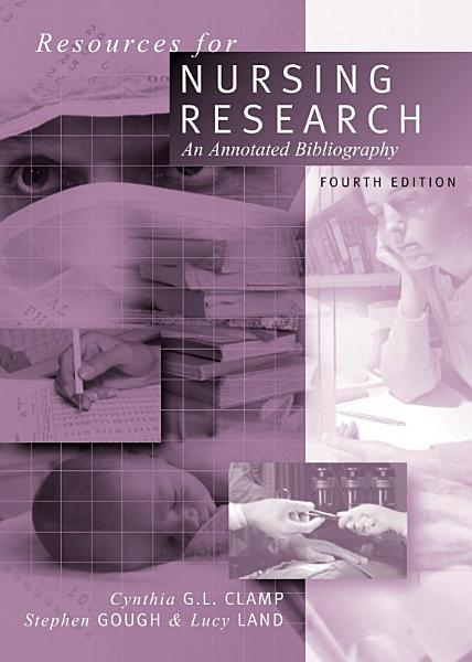 Resources for Nursing Research