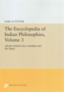 The Encyclopedia of Indian Philosophies, Volume 3