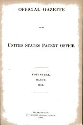 Official Gazette of the United States Patent Office: Volume 140
