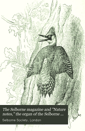 "The Selborne Magazine and ""Nature Notes"".: Volume 14"